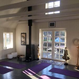 lydhealing og yoga